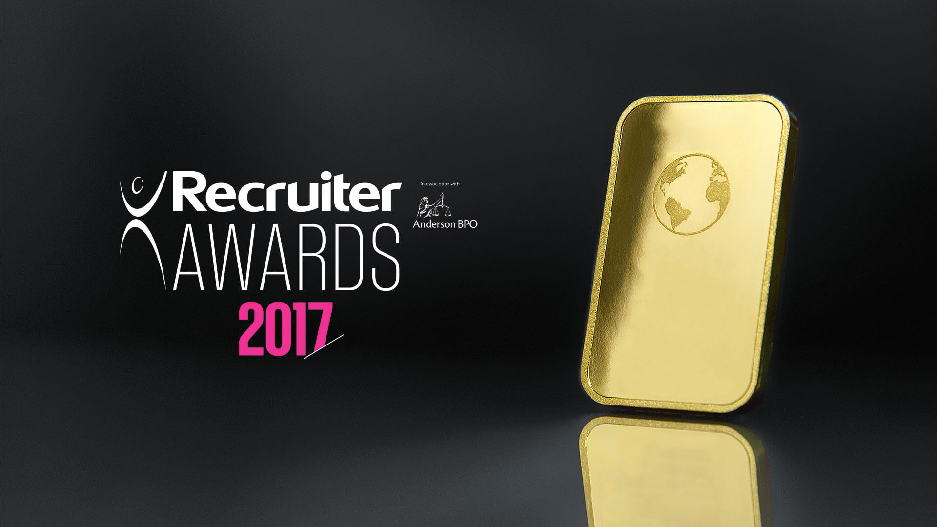recruiters awards 2017