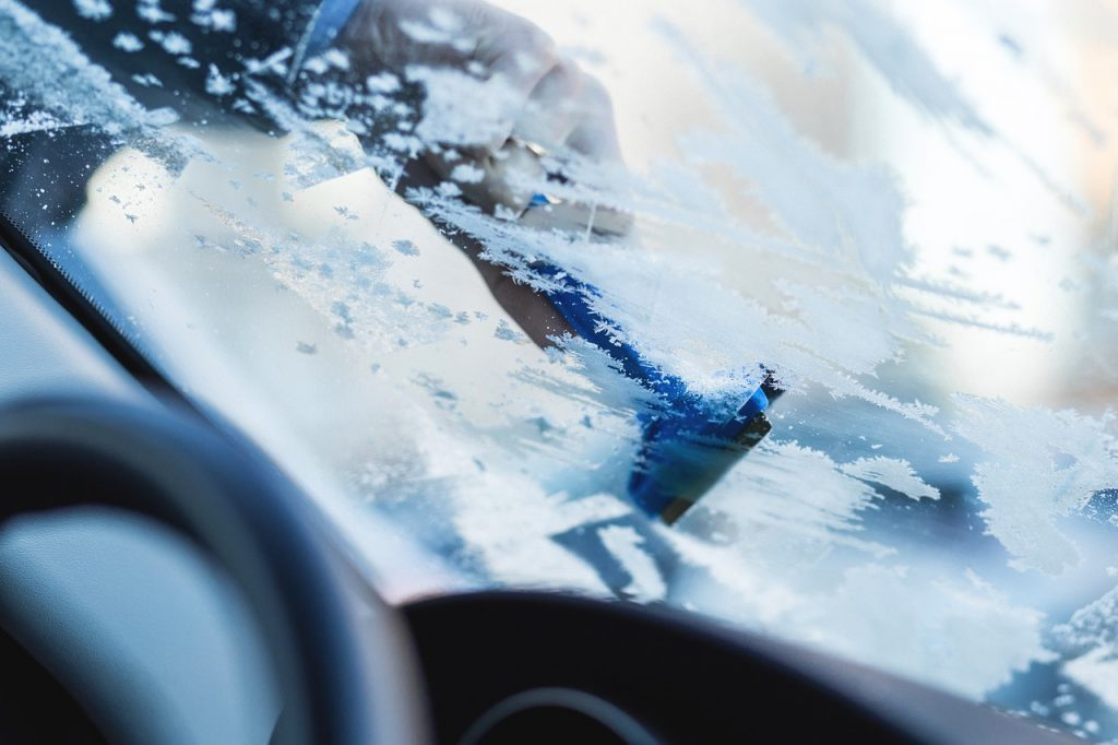 Winter car care tips for locum healthcare professionals
